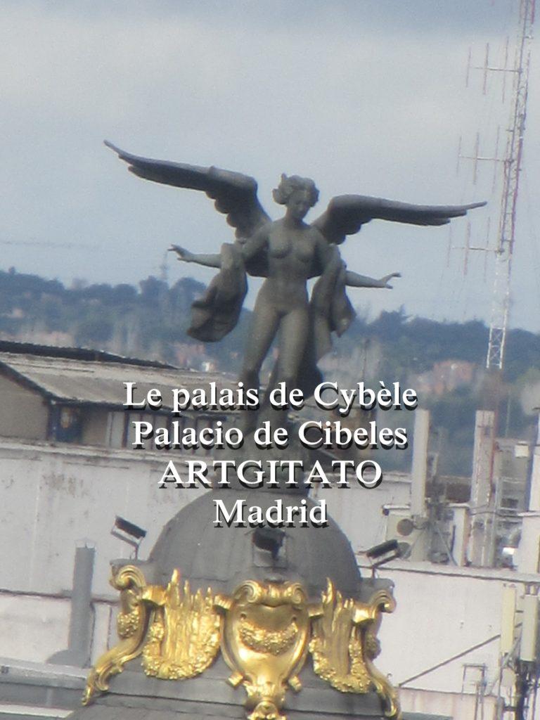 Place de Cybèle plaza de cibeles artgitato palais de Cybèle Palacio de Cibeles  (14)