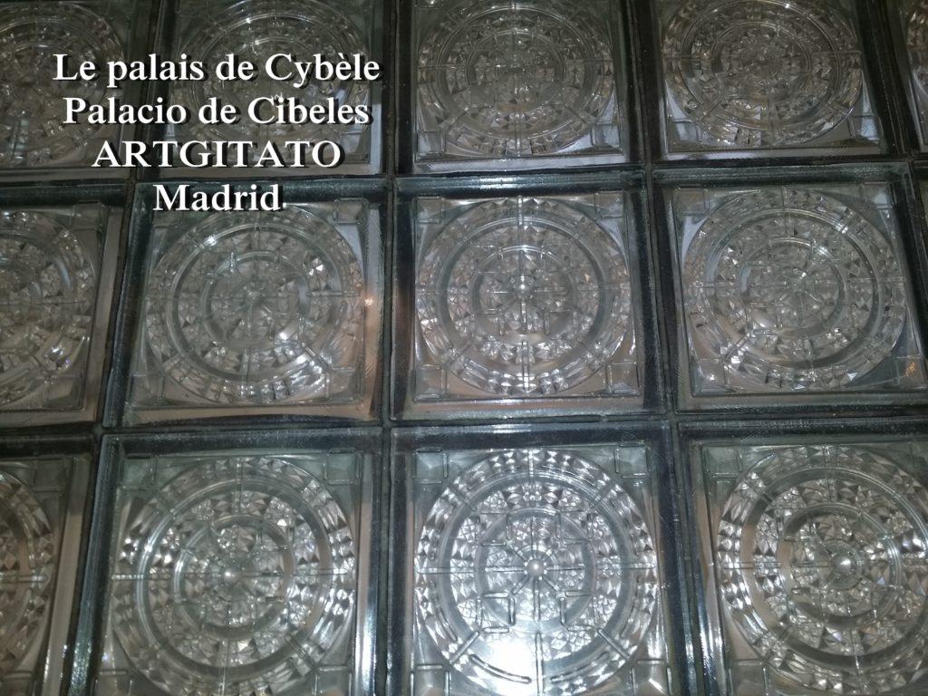 Place de Cybèle plaza de cibeles artgitato palais de Cybèle Palacio de Cibeles  (8)
