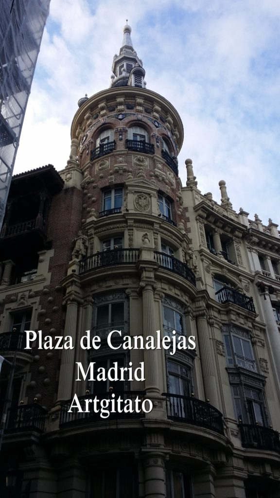 Plaza de Canalejas Madrid Artgitato (2)