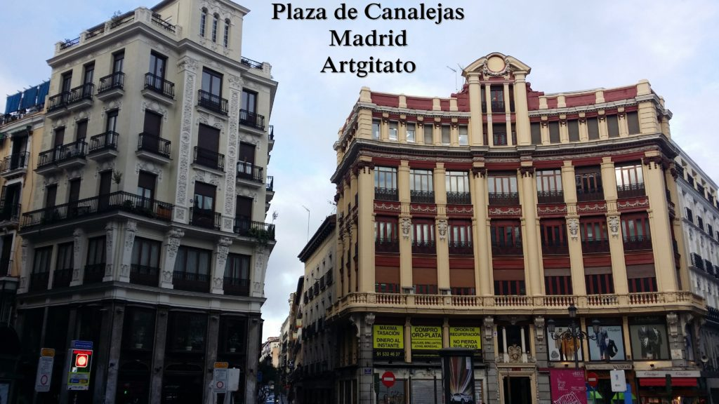 Plaza de Canalejas Madrid Artgitato (3)
