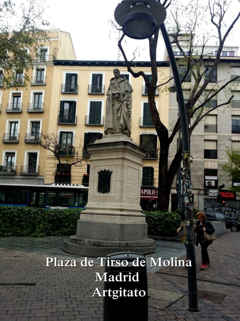 Plaza de Tirso de Molina Madrid Artgitato (1)