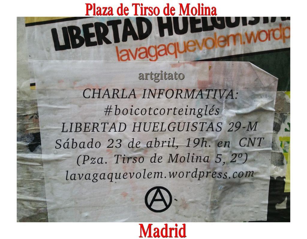 Plaza de Tirso de Molina Madrid Artgitato (12)