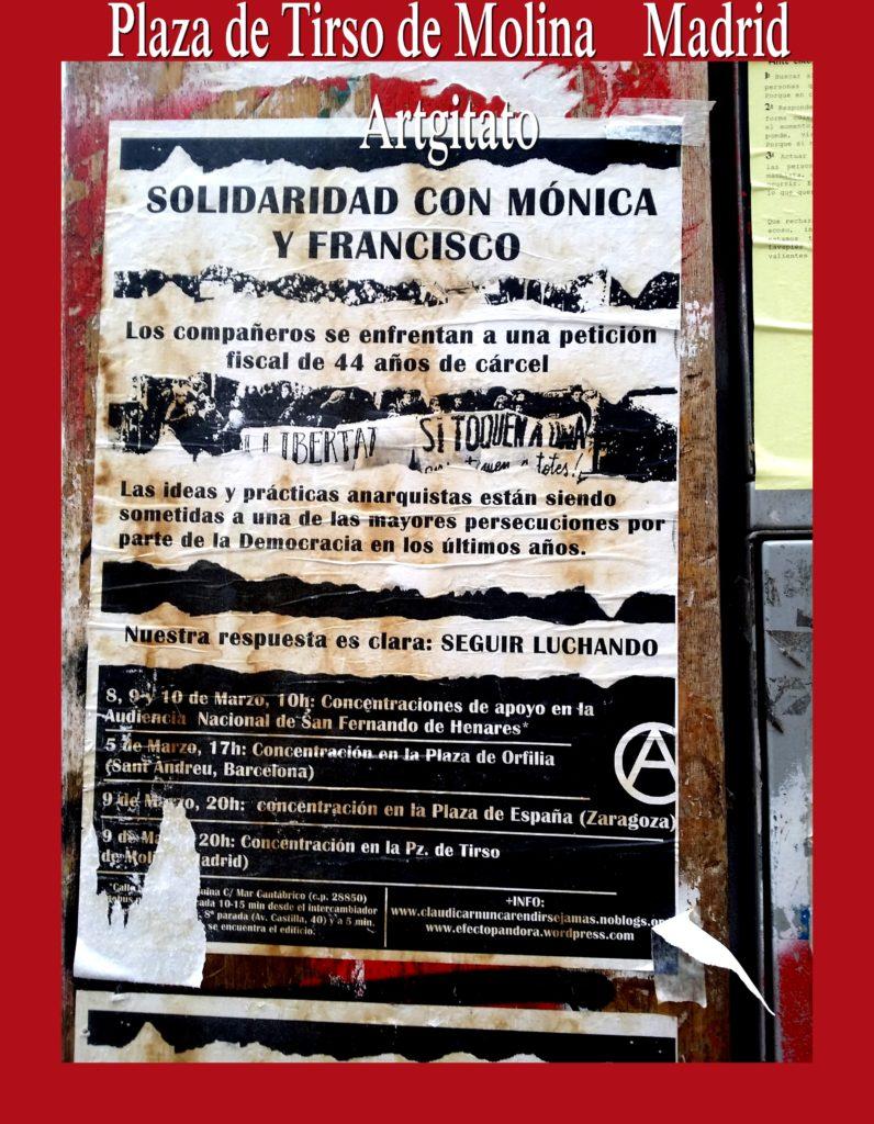 Plaza de Tirso de Molina Madrid Artgitato (13)