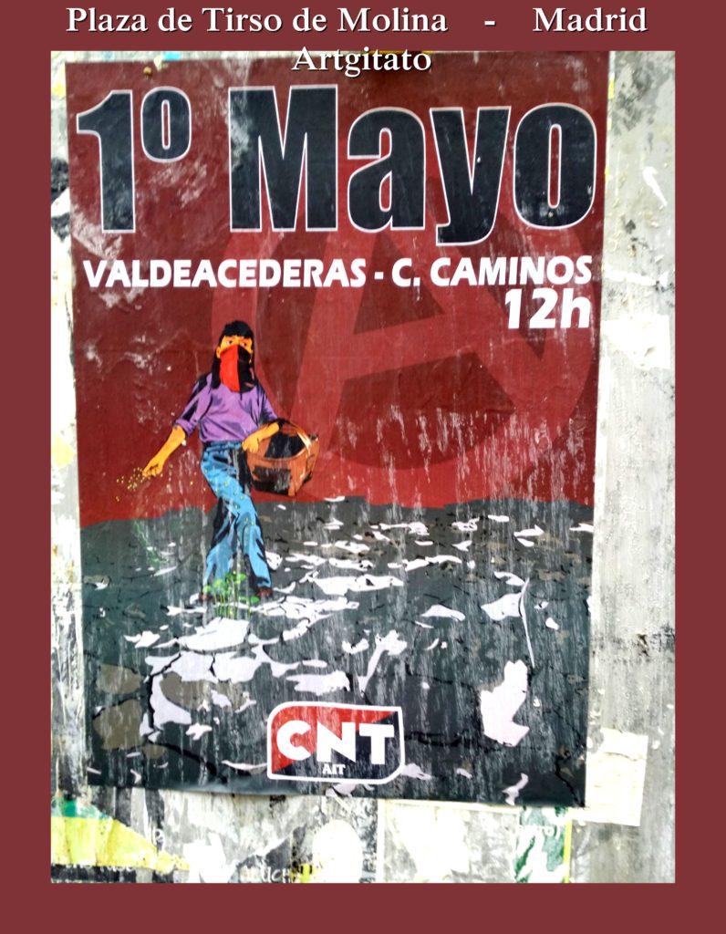 Plaza de Tirso de Molina Madrid Artgitato (14)