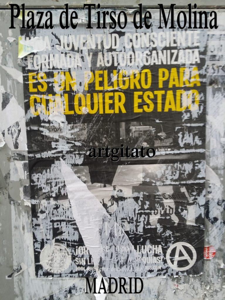 Plaza de Tirso de Molina Madrid Artgitato (16)