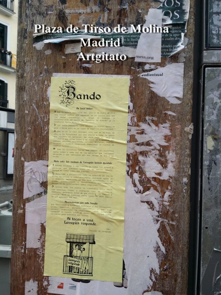 Plaza de Tirso de Molina Madrid Artgitato (17)