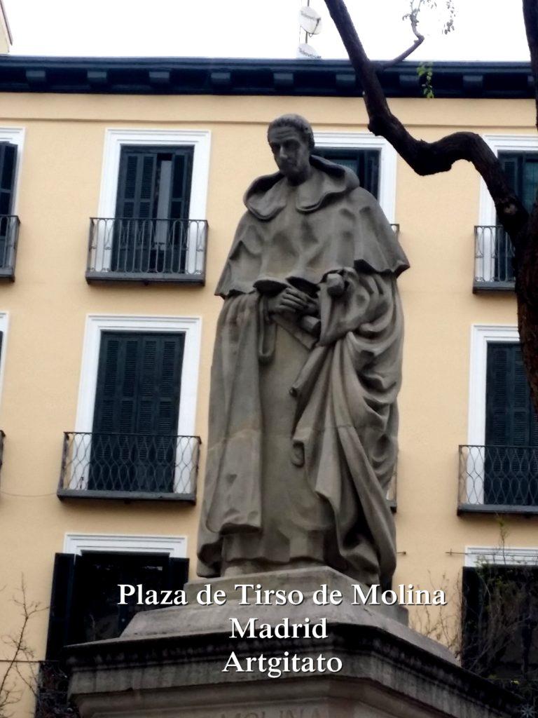 Plaza de Tirso de Molina Madrid Artgitato (2)