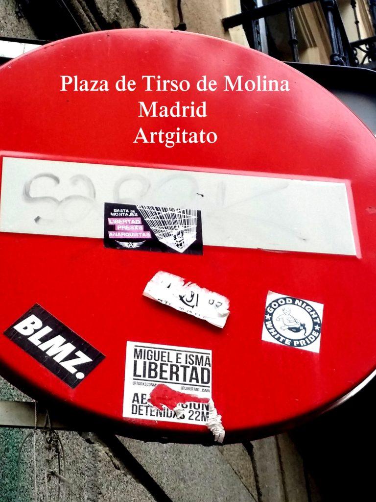 Plaza de Tirso de Molina Madrid Artgitato (20)