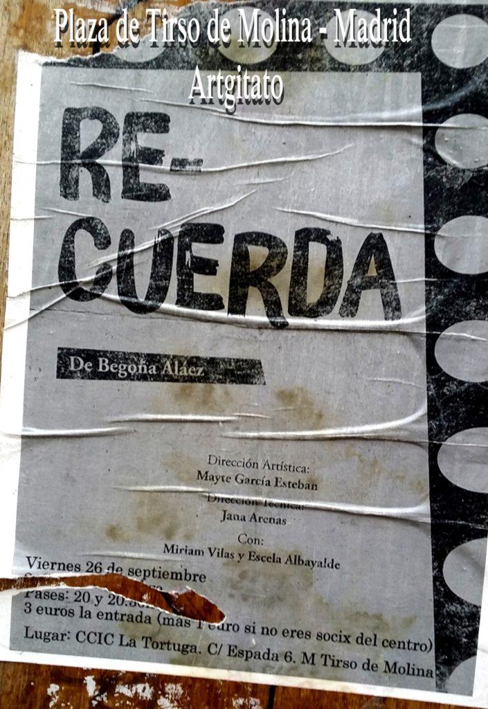 Plaza de Tirso de Molina Madrid Artgitato (23)
