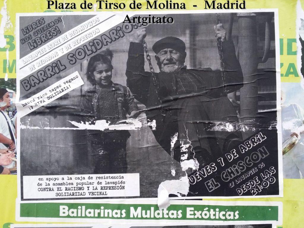 Plaza de Tirso de Molina Madrid Artgitato (25)
