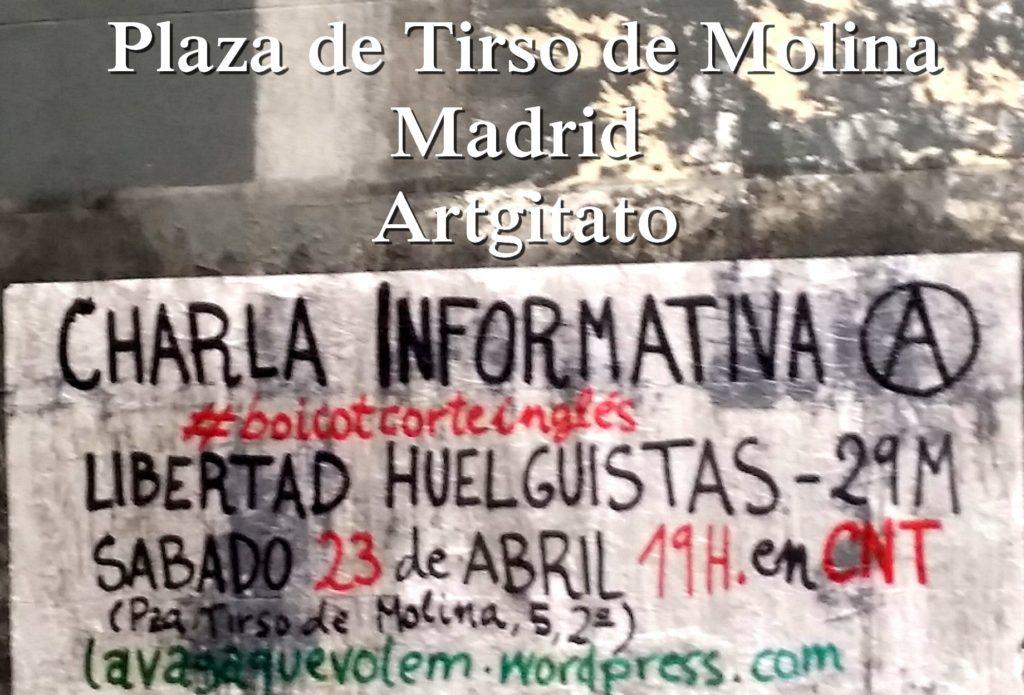 Plaza de Tirso de Molina Madrid Artgitato (5)