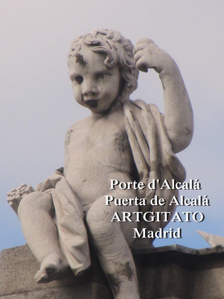 Porte d'Alcalá Puerta de Alcalá Madrid Artgitato (3)