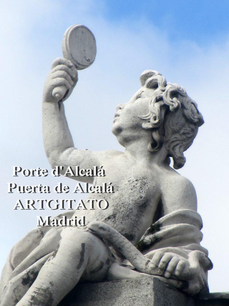 Porte d'Alcalá Puerta de Alcalá Madrid Artgitato (4)