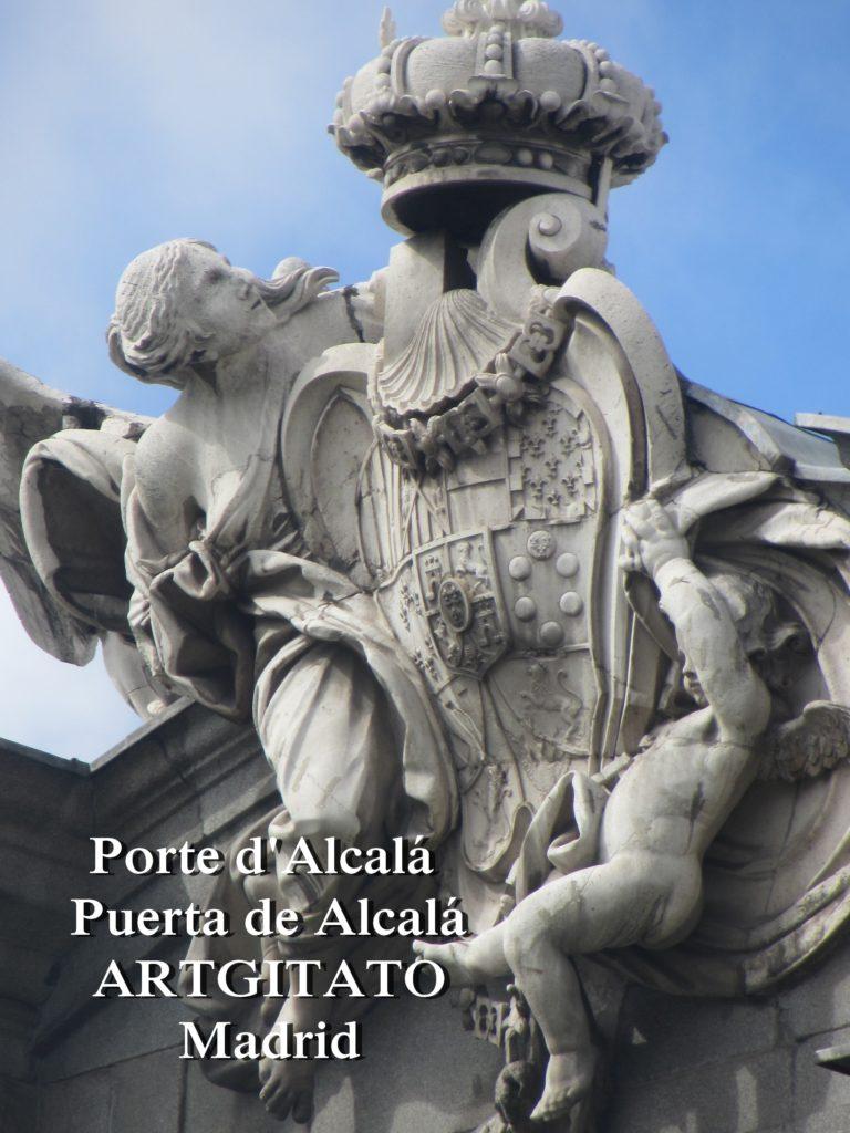 Porte d'Alcalá Puerta de Alcalá Madrid Artgitato (5)