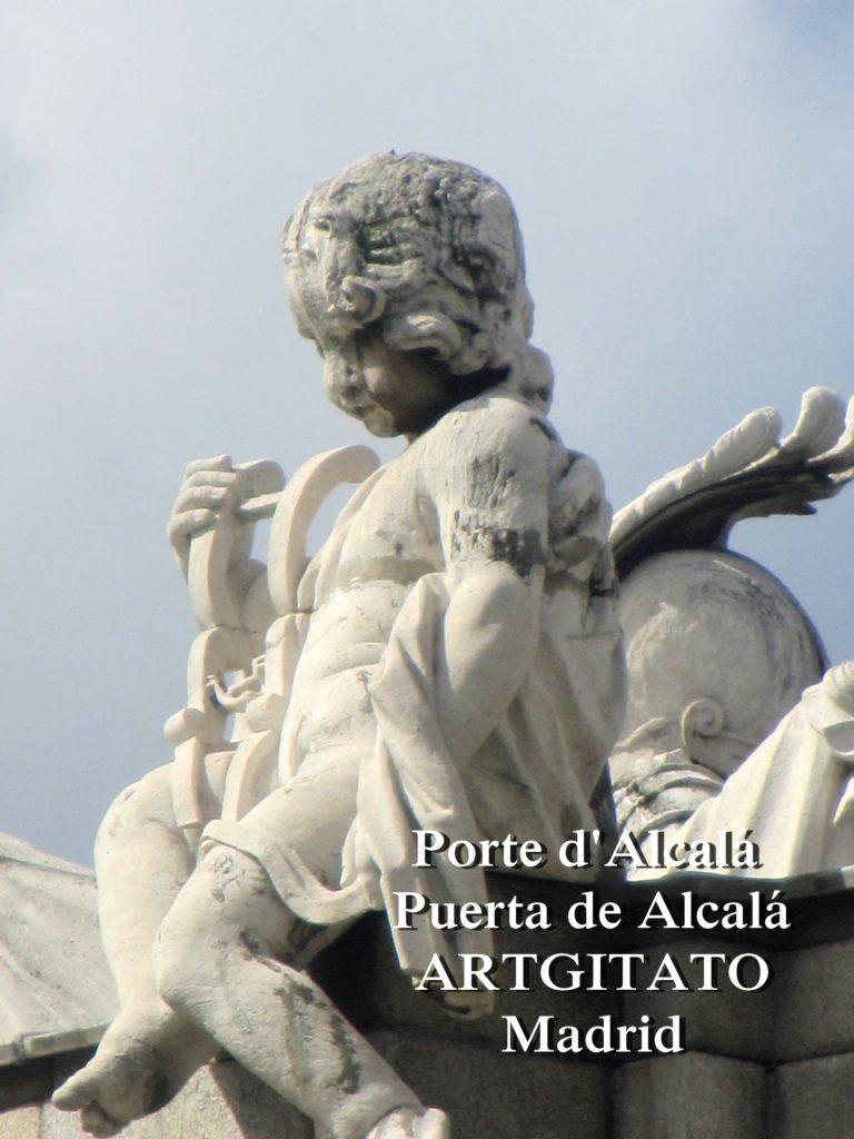 Porte d'Alcalá Puerta de Alcalá Madrid Artgitato (6)