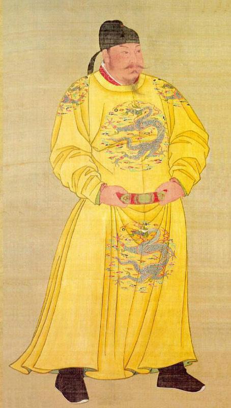 TangTaizong Tông-thài-tsong Lí Sè-bîn