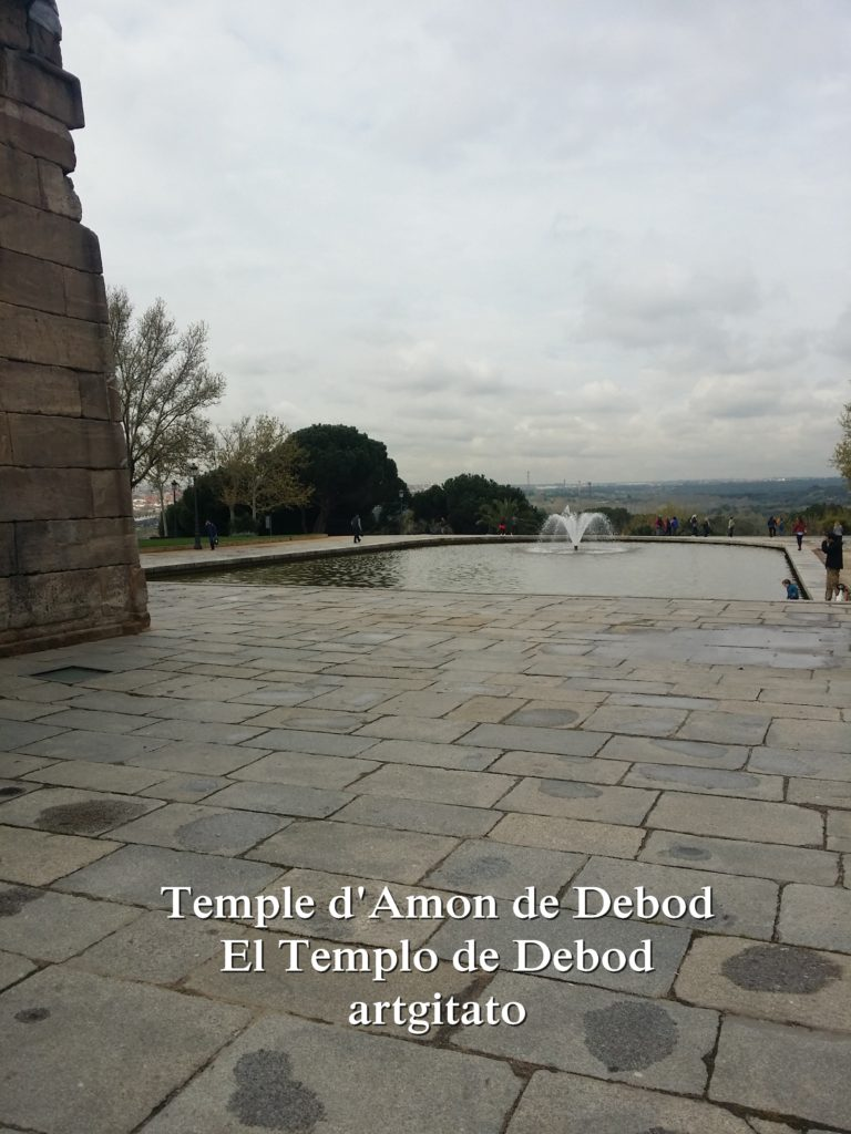 Temple d'Amon de Debod Madrid artgitato (8)