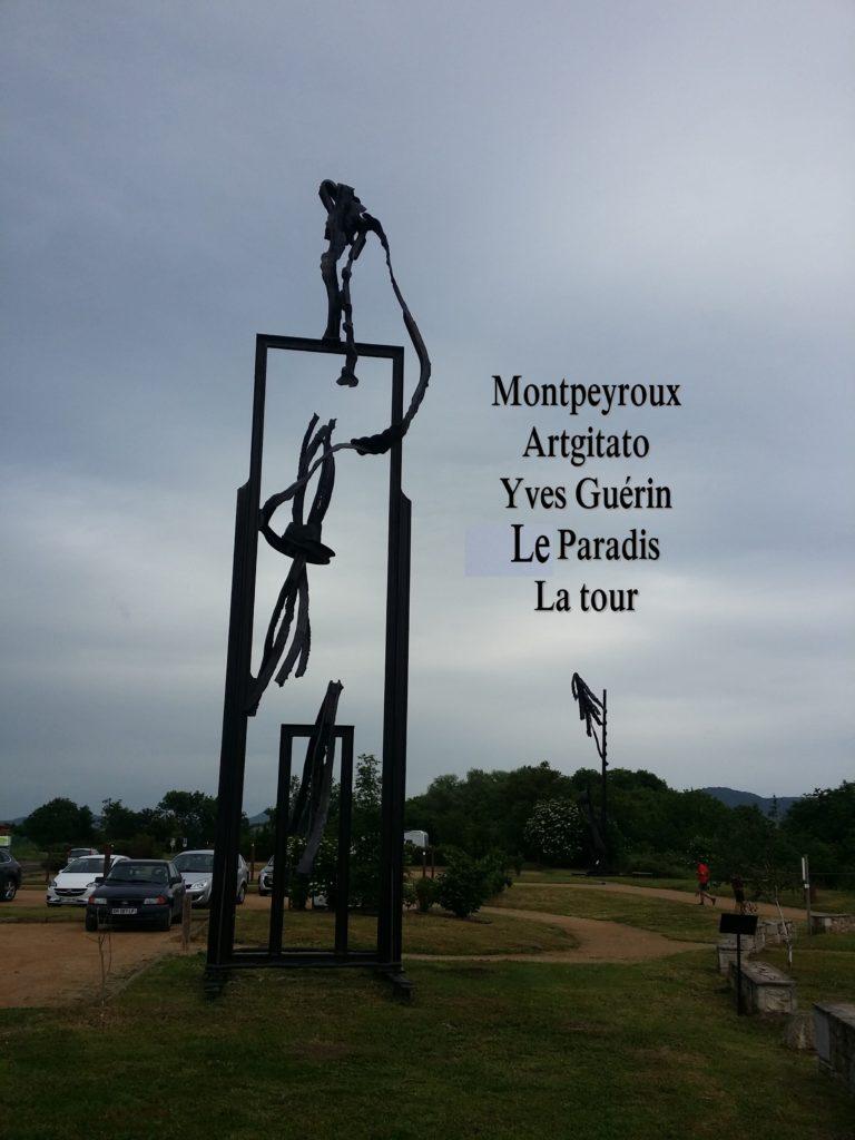 1 Montpeyroux Artgitato Yves Guérin Le Paradis La Tour 4