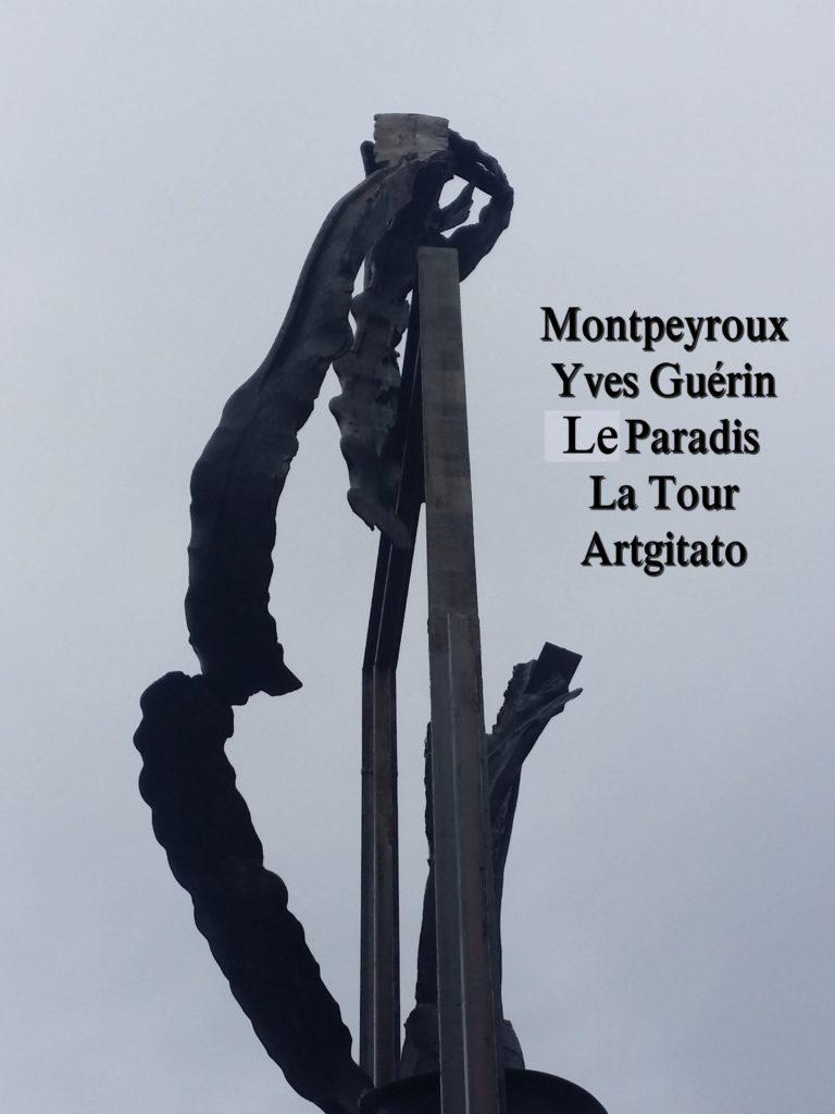 1 Montpeyroux Artgitato Yves Guérin Le Paradis La Tour