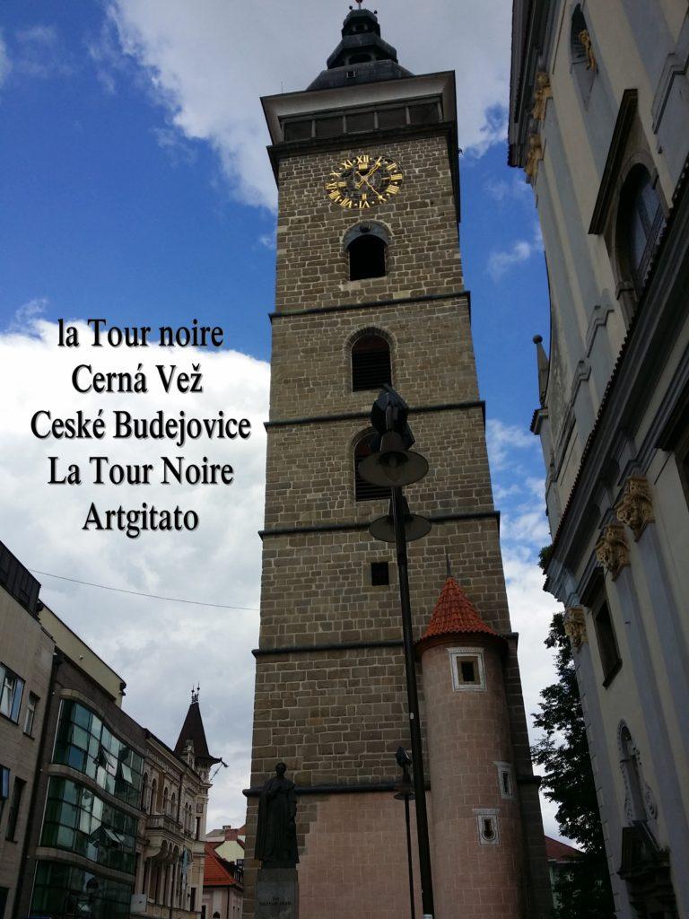 Cerna Vez La Tour Noire Ceské Budejovice Artgitato 1