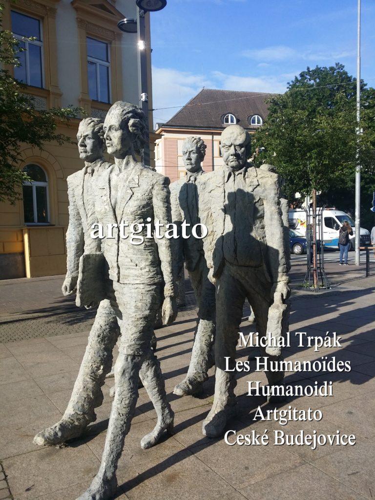 Ceské Budejovice Michal Trpak Humanoidi Les Humanoïdes Argitato 4