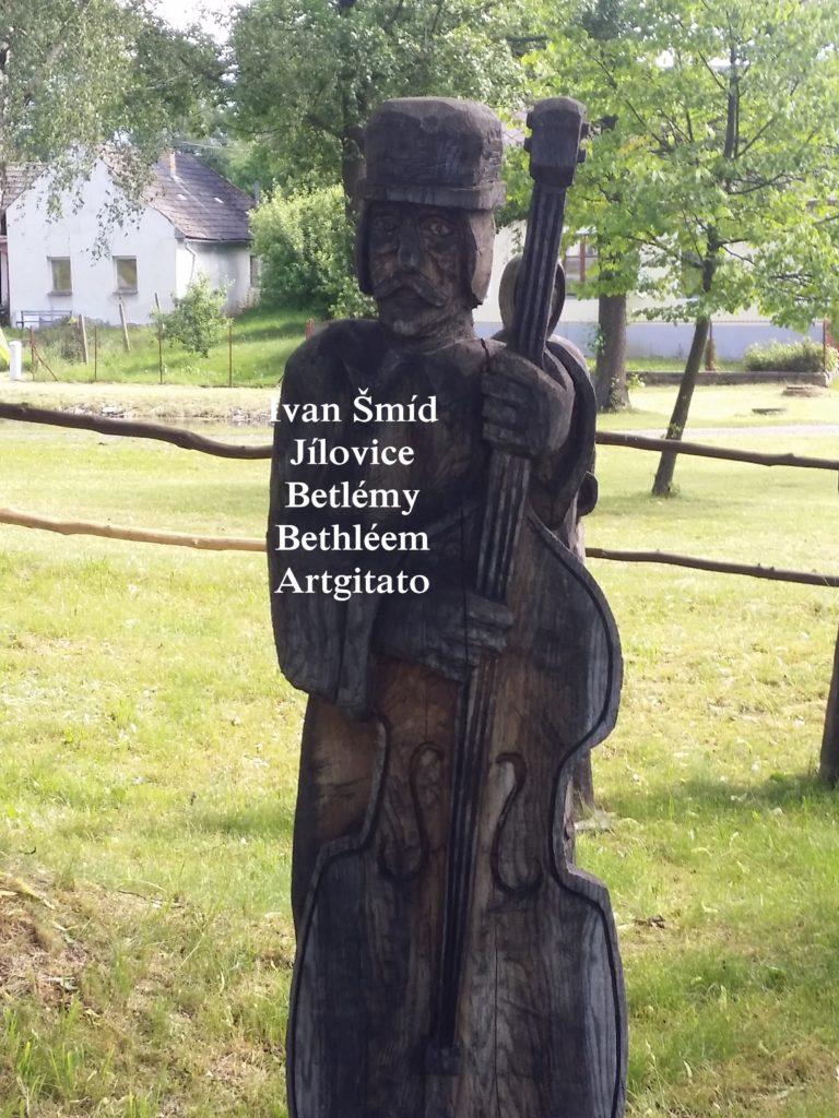 Ivan Smíd Jílovice Betlémy Bethléem Artgitato (15)
