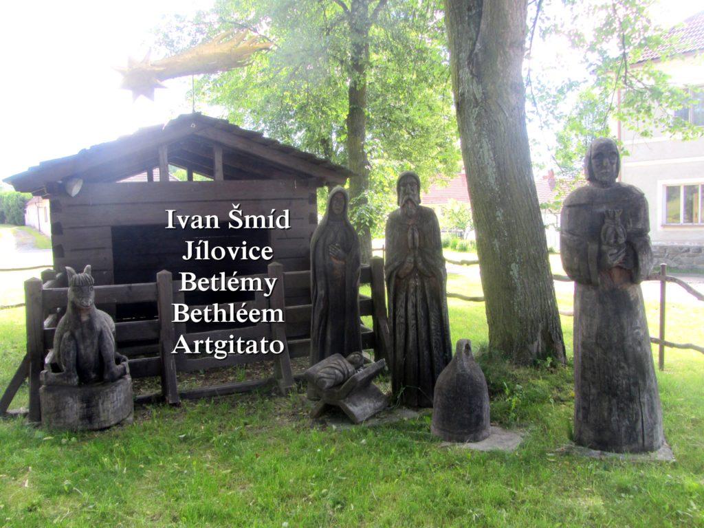 Ivan Smíd Jílovice Betlémy Bethléem Artgitato (29)