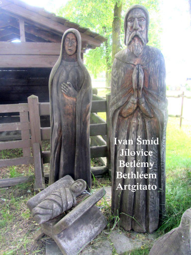Ivan Smíd Jílovice Betlémy Bethléem Artgitato (32)
