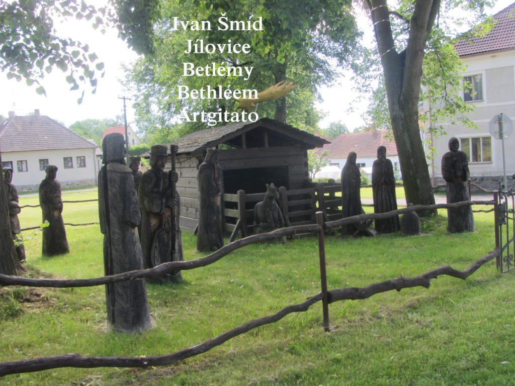 Ivan Smíd Jílovice Betlémy Bethléem Artgitato (45)