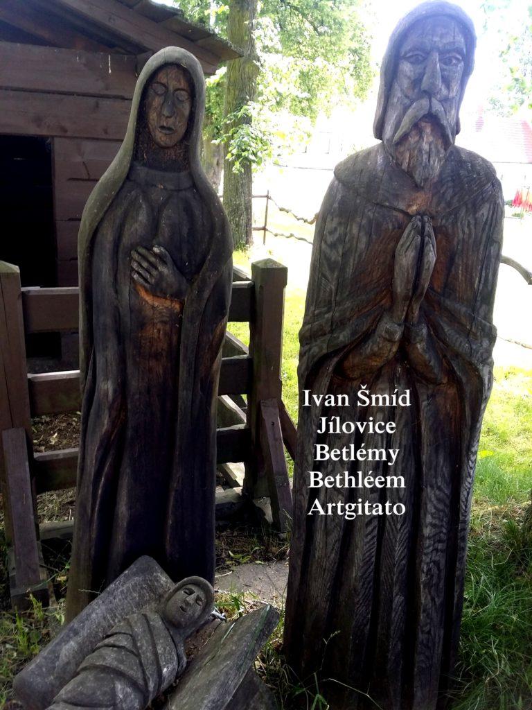 Ivan Smíd Jílovice Betlémy Bethléem Artgitato (5)