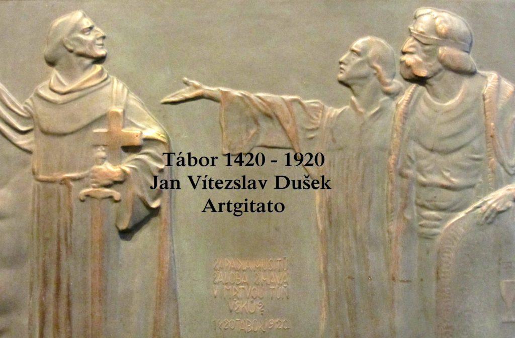 Jan Vítezslav Dušek Tabor 1420 1920 Artgitato