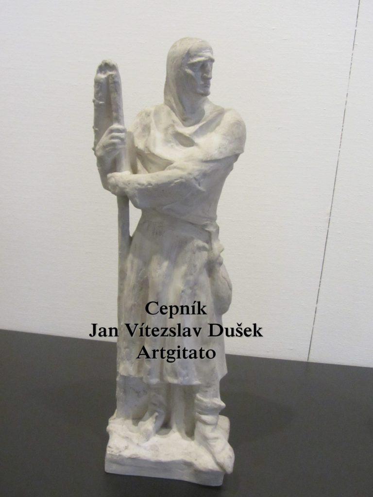 Jan Vítezslav Dušek Tabor Artgitato Cepnik