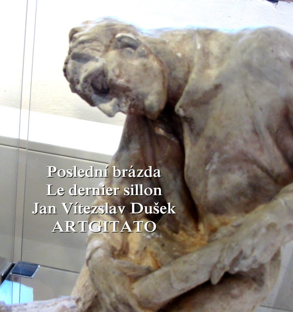 Jan Vítezslav Dušek Tabor Artgitato Poslední brázda Le dernier sillon 2