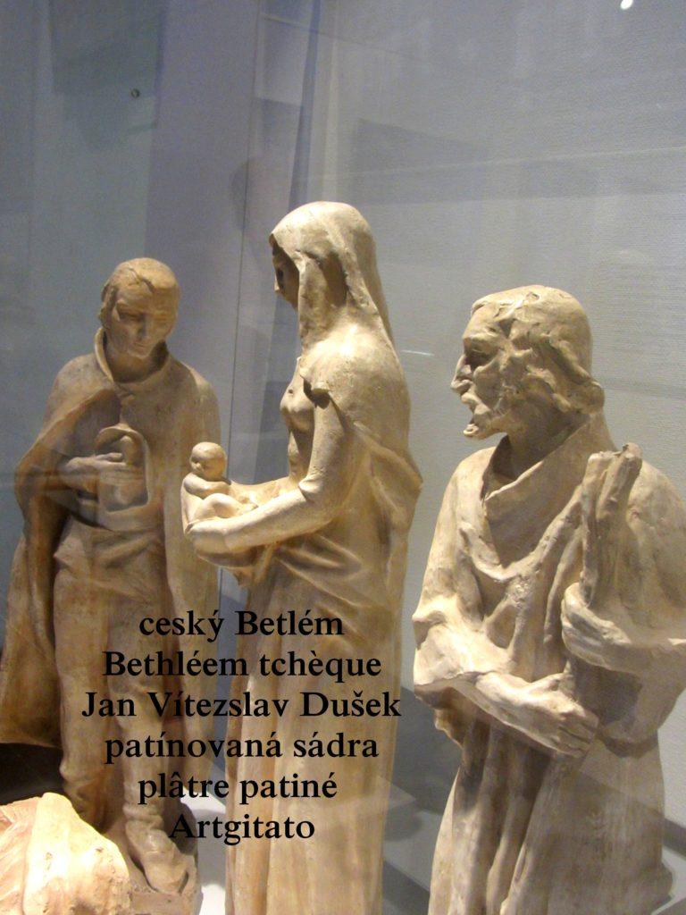 Jan Vítezslav Dušek Tabor Artgitato ceský Betlém Béthléem tchèque 2