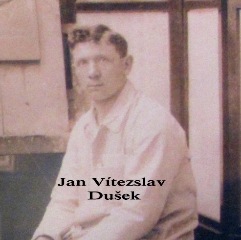 Jan Vítezslav Dušek Tabor