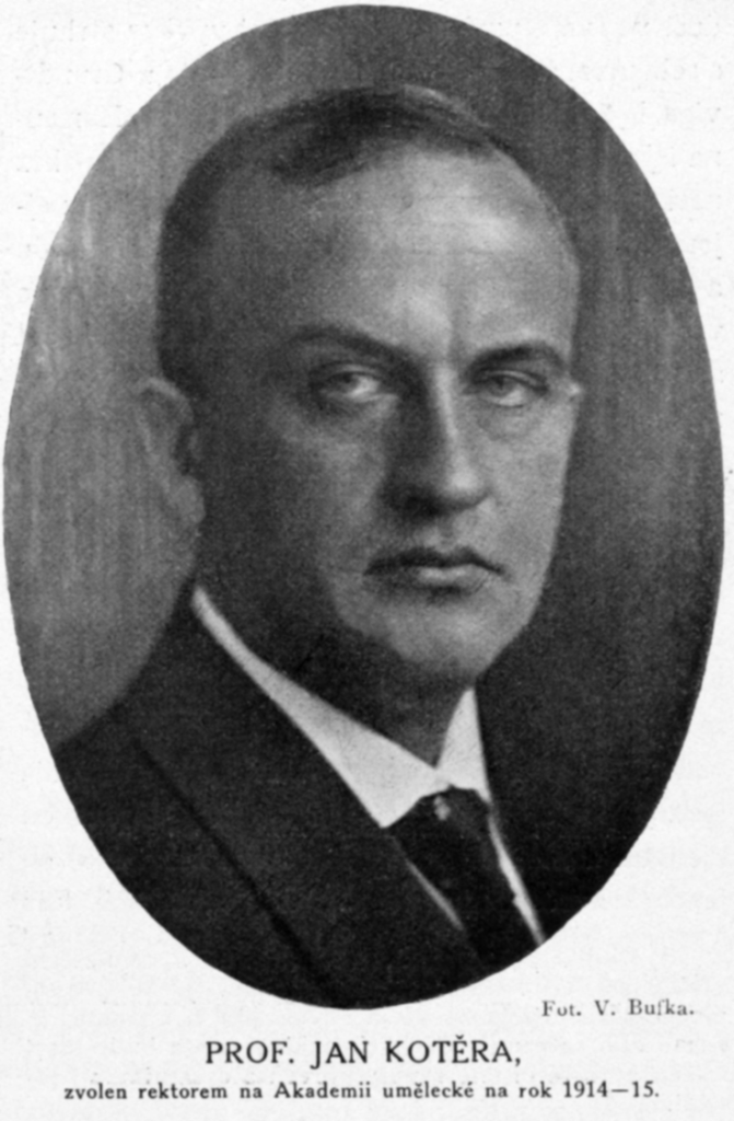 Jan_Kotera_1914_Bufka
