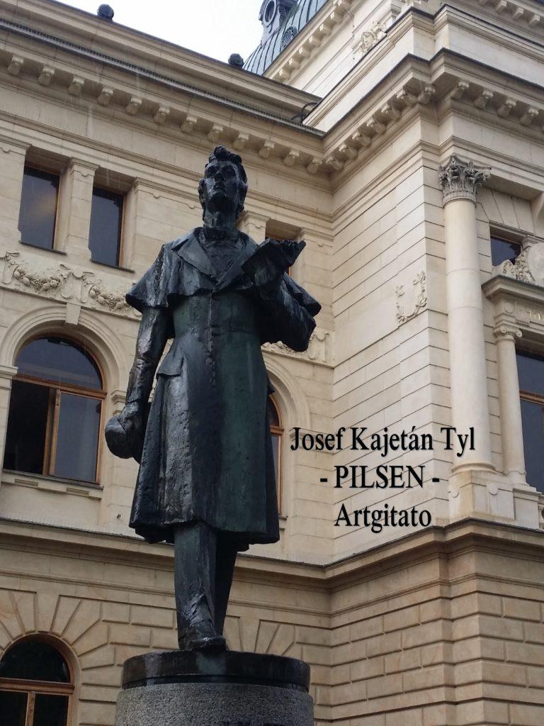 Josef Kajetán Tyl Plzen Pilsen Artgitato 3
