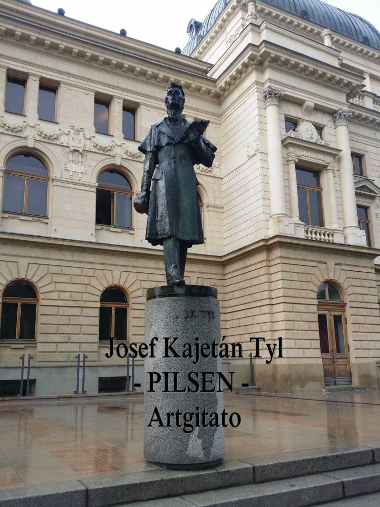 Josef Kajetán Tyl Plzen Pilsen Artgitato 4