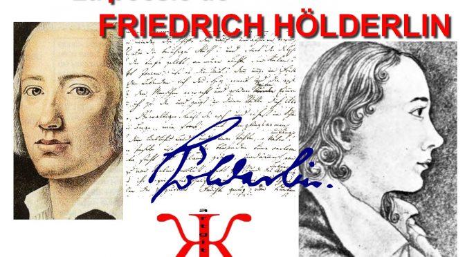 POÉSIE DE Friedrich Hölderlin – die Gedichte – Les Poèmes de Hölderlin