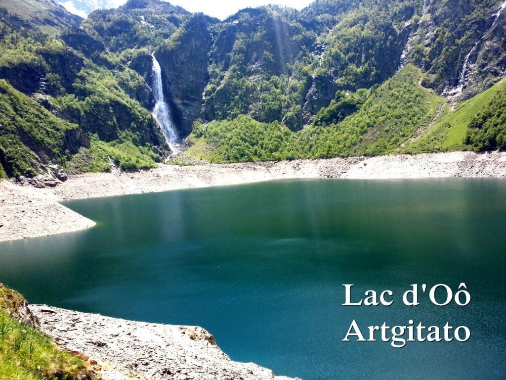 Lac d'Oô Pyrénées France Artgitato 0