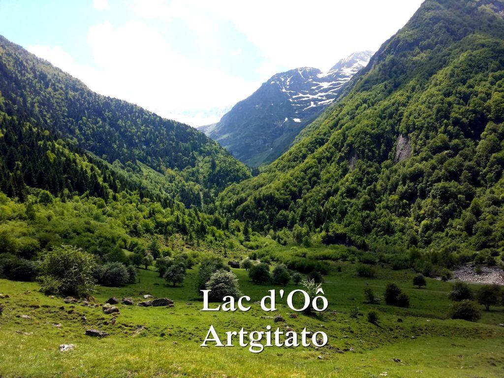 Lac d'Oô Pyrénées France Artgitato 1