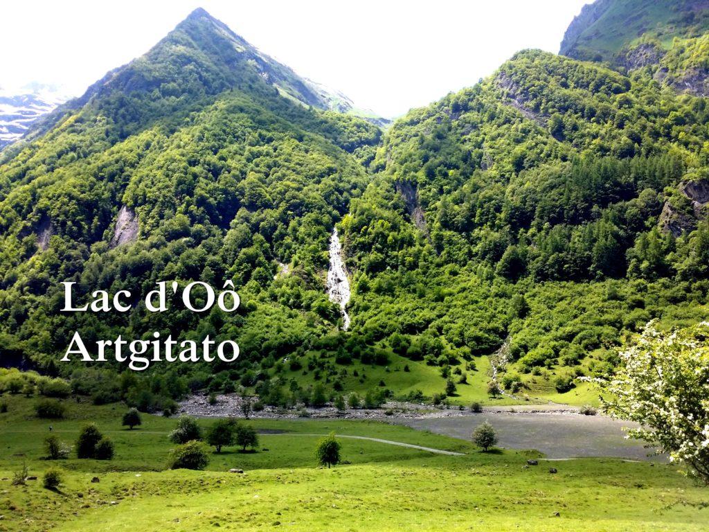 Lac d'Oô Pyrénées France Artgitato 3