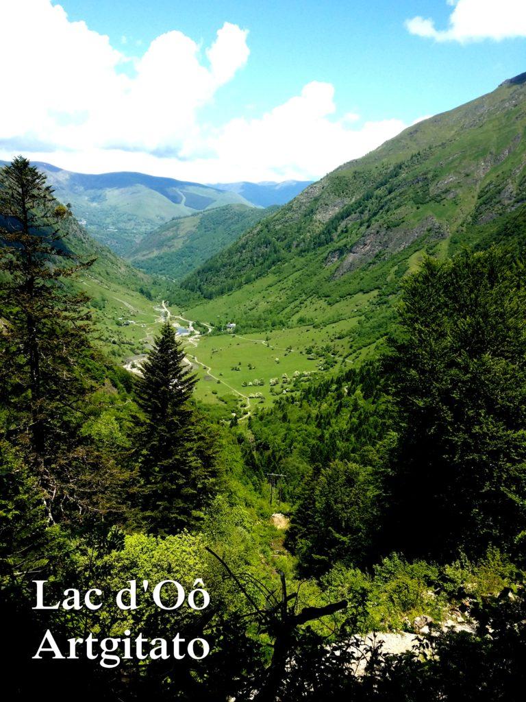 Lac d'Oô Pyrénées France Artgitato 4