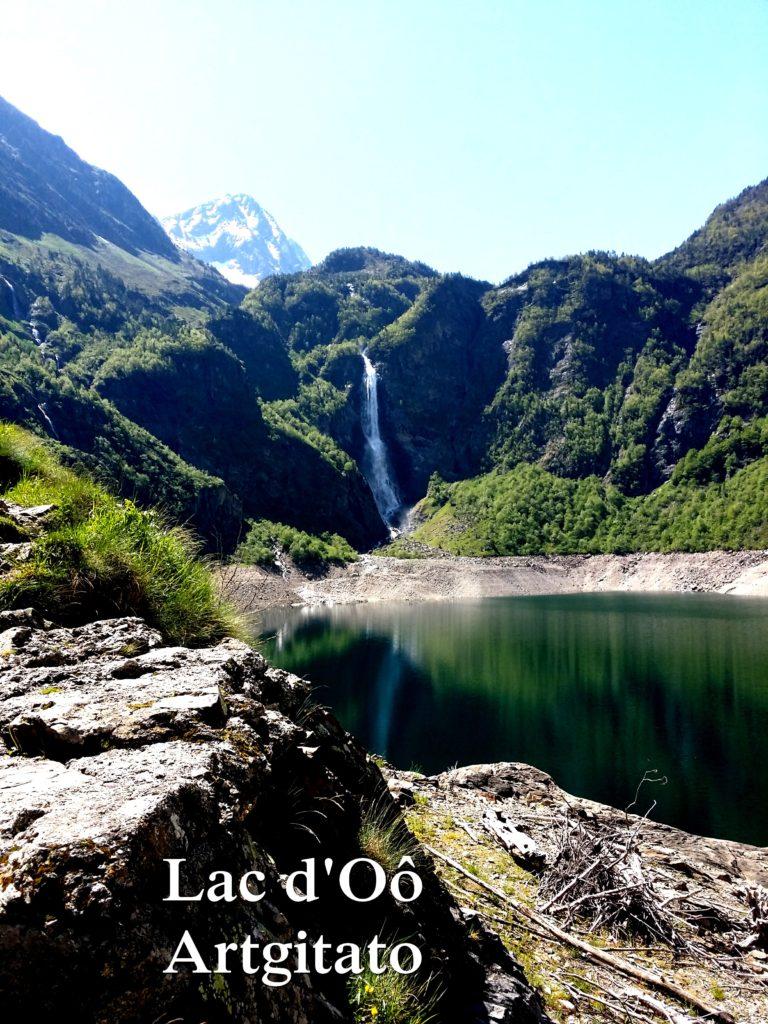 Lac d'Oô Pyrénées France Artgitato 6