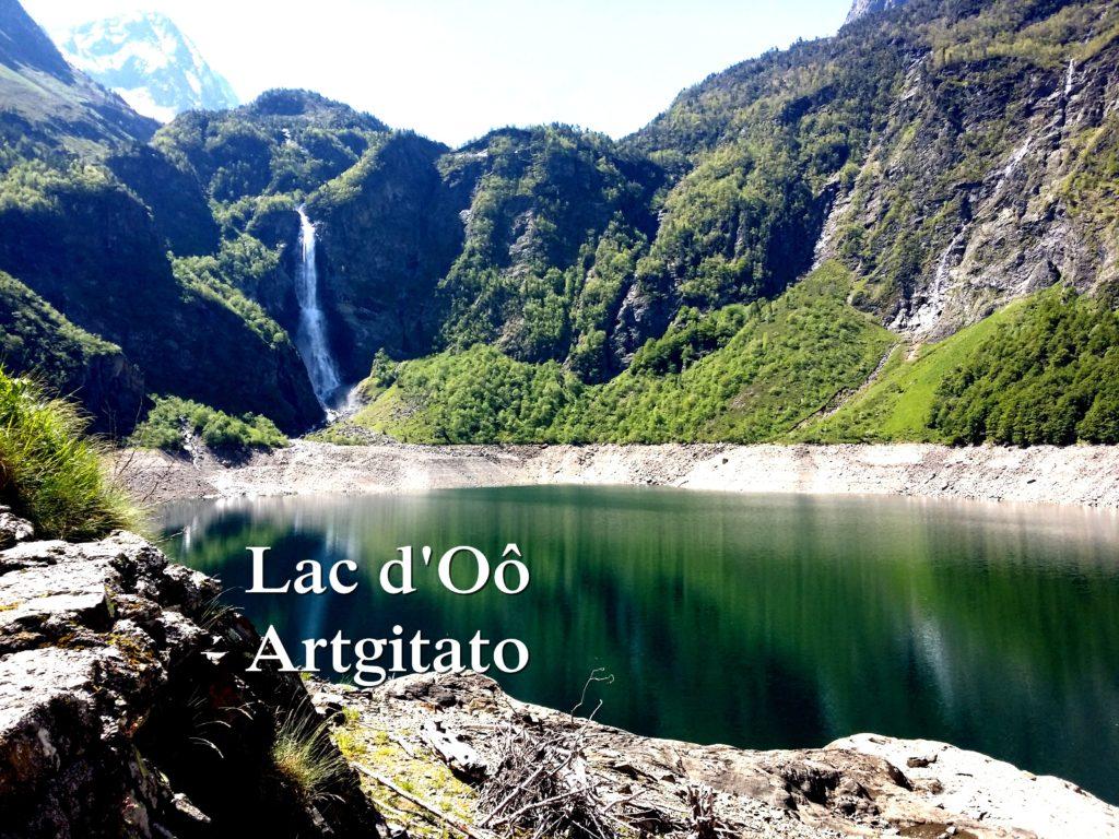 Lac d'Oô Pyrénées France Artgitato 7