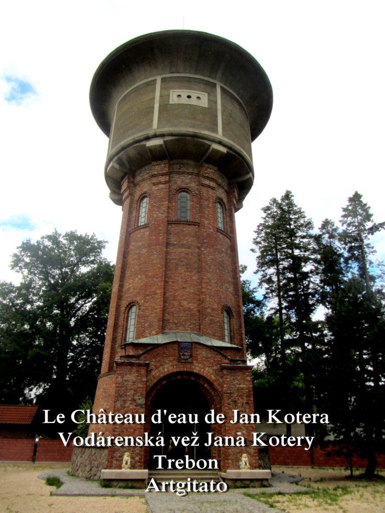 Le Chateau d'eau de Jan Kotera Voderanska vez Jana Kotery Trebon Artgitato (3)