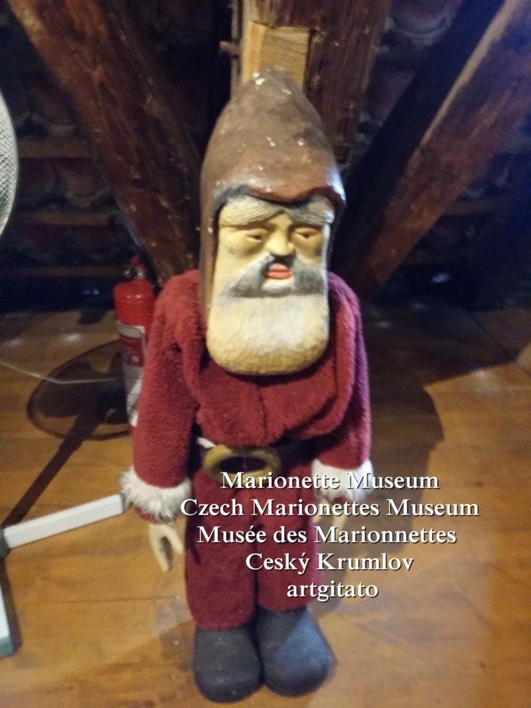 Marionette Museum Czech Marionettes Museum Musée des Marionnettes Cesky Krumlov artgitato (10)