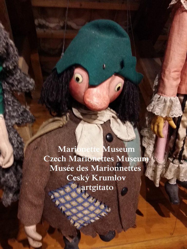 Marionette Museum Czech Marionettes Museum Musée des Marionnettes Cesky Krumlov artgitato (100)