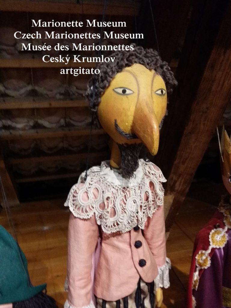 Marionette Museum Czech Marionettes Museum Musée des Marionnettes Cesky Krumlov artgitato (101)