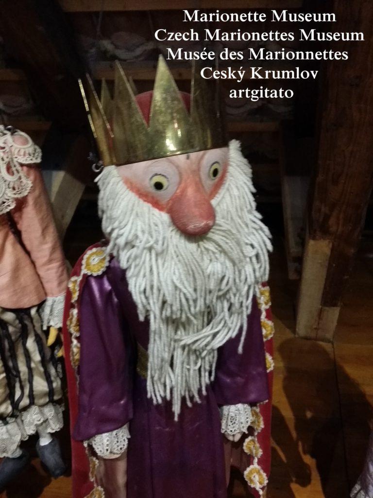 Marionette Museum Czech Marionettes Museum Musée des Marionnettes Cesky Krumlov artgitato (102)
